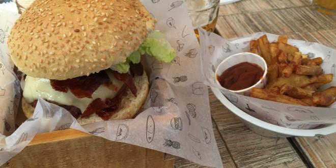 4 gode burger barer i Barcelona