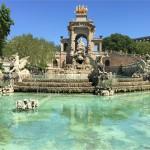 springvand i parc de la ciutadella